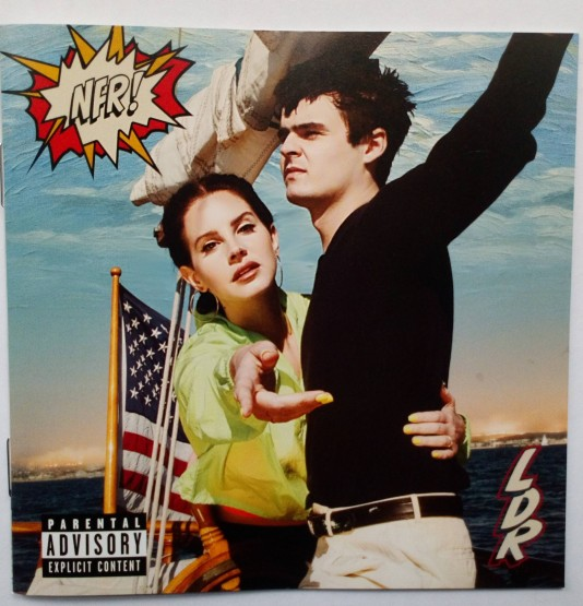 Album Of The Week 3 Norman Rockwell Lana Del Rey Contains Rude Words The Compartments