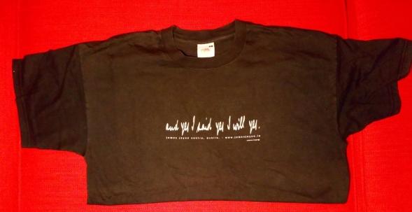 Ulysses T Shirt